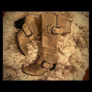 Born 'Yolanda' Mid-Calf Boots